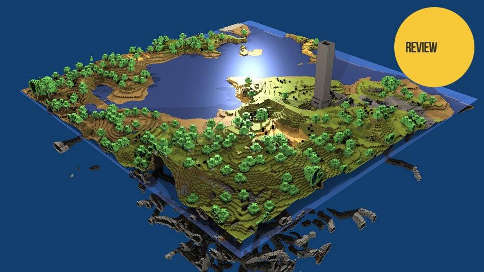 Minecraft: The Kotaku Review