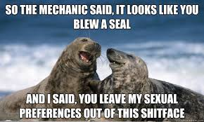 Jokes about mechanics