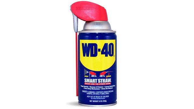 WD40 - ده ابزار تعمیر لوازم خانه
