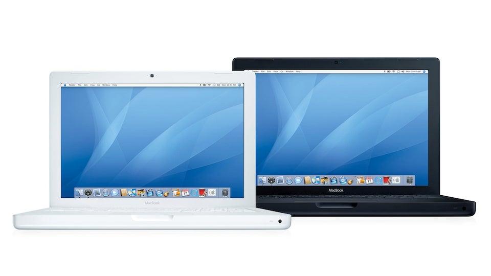 Picture of macbooks