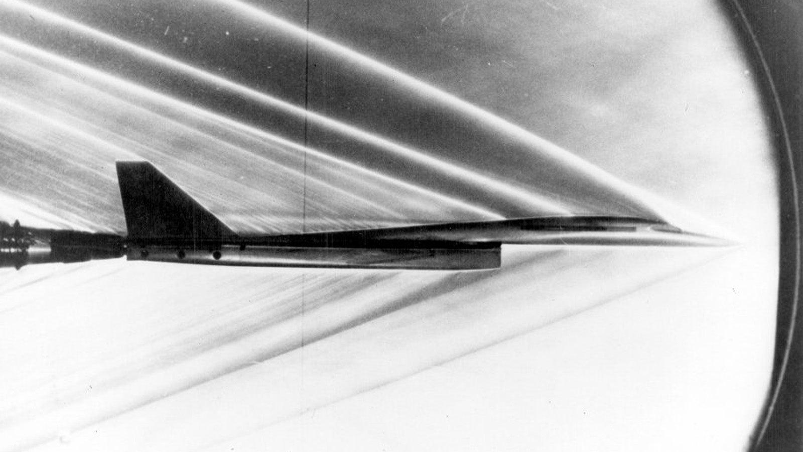 تونل باد مافوق صوت (۲)