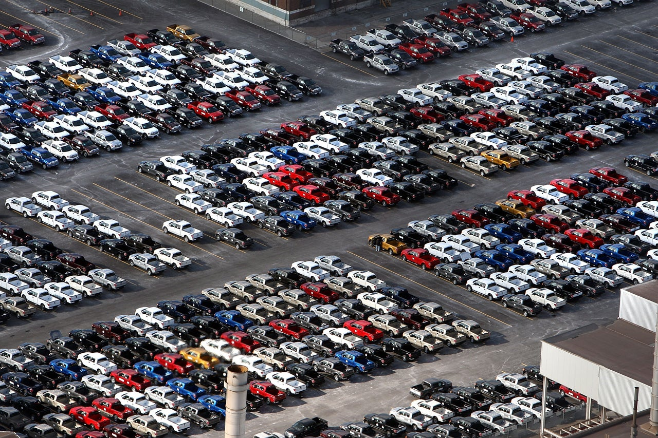 Where the World\'s Unsold Cars Go To Die | JamiiForums | The Home of ...