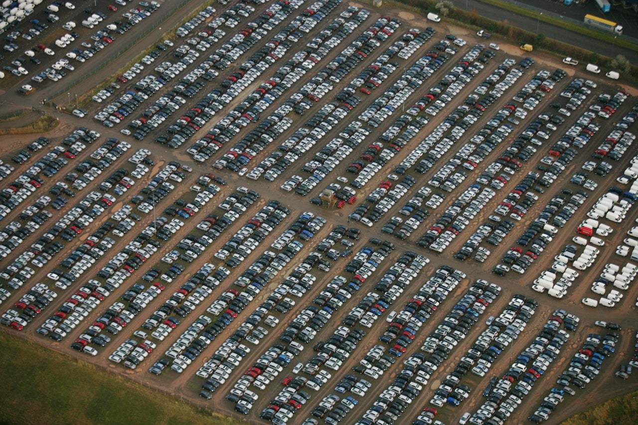 Where the World\'s Unsold Cars Go To Die | JamiiForums | The Home ...