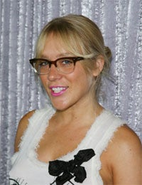 Chloe Sevigny Image of Samsonite