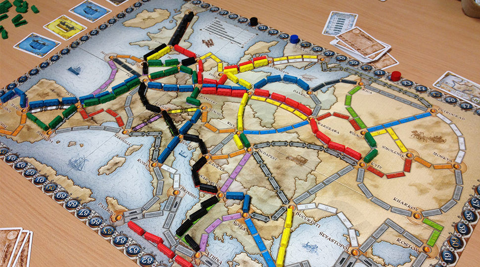 Ticket To Ride Is Getting Its Own Reality TV Show