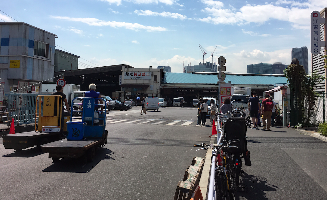 The End Of The Tsukiji Fish Market
