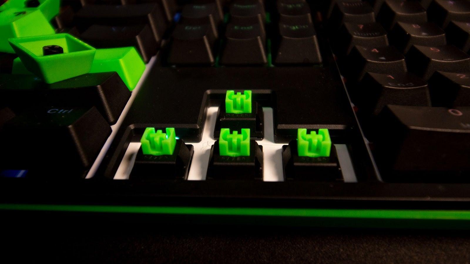 Razer And Ducky Made a Beautiful Keyboard Together | Kotaku UK