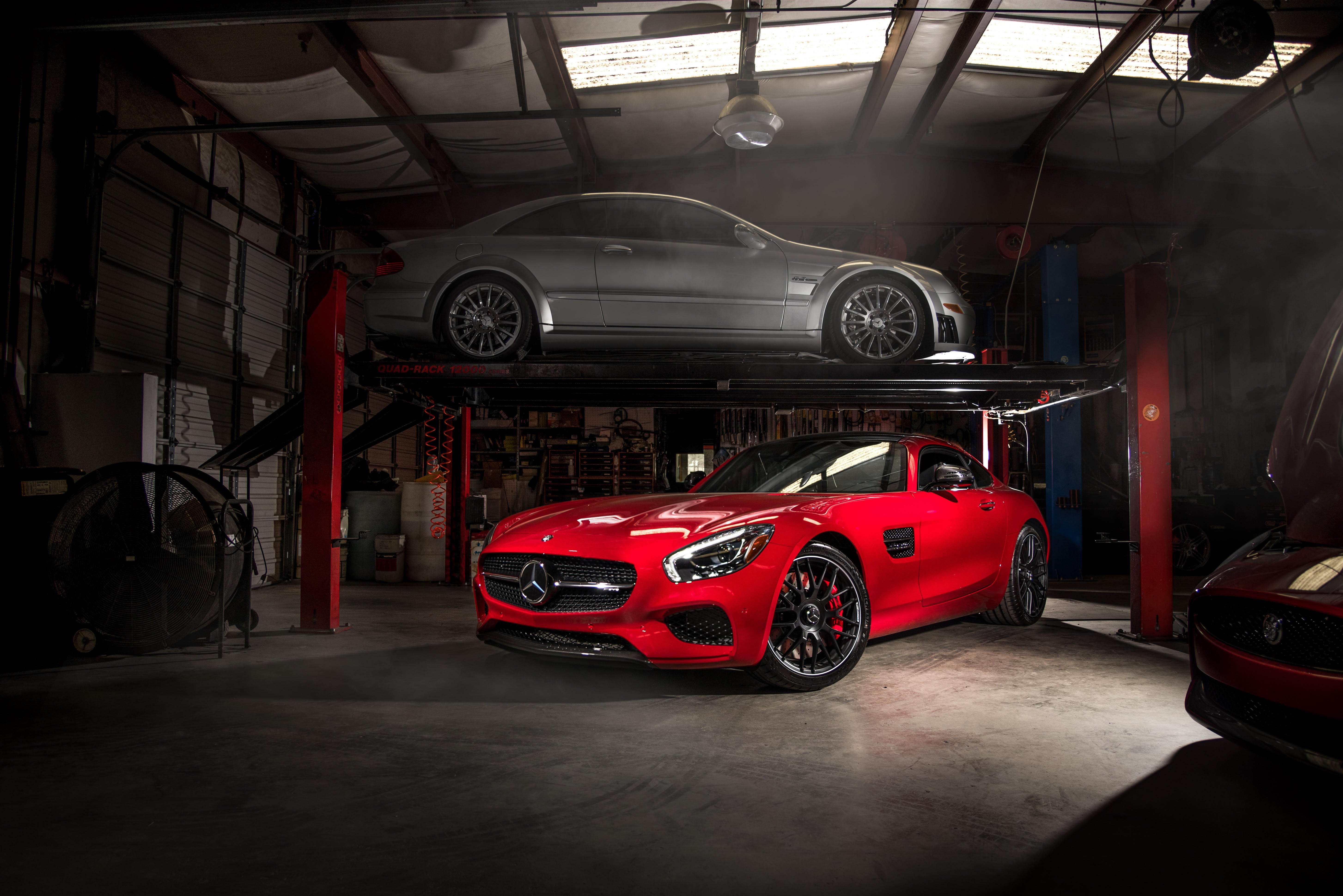 your ridiculously awesome mercedes-amg gt wallpapers are here