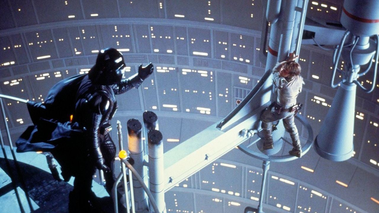 Image result for empire strikes back SCENES