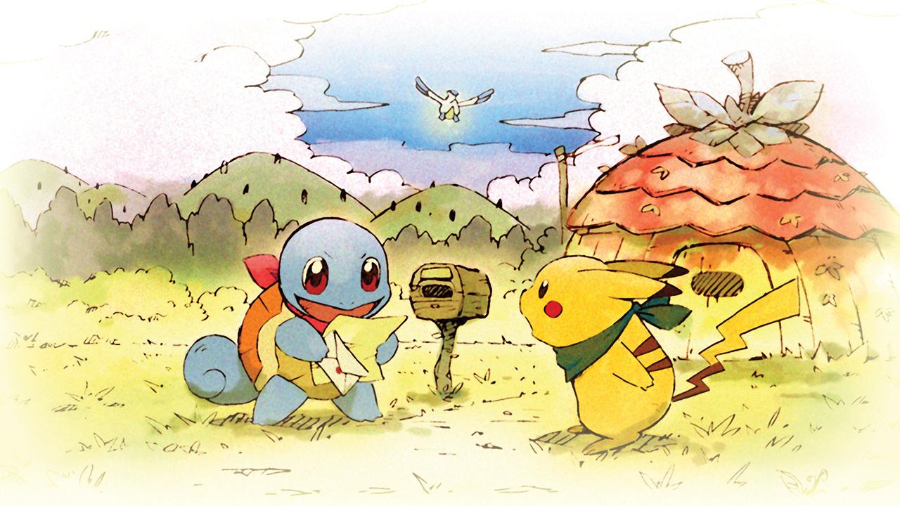 Pokémon presenta Expansion Packs para Sword+Shield y remake de Mystery Dungeon: Rescue Team 2