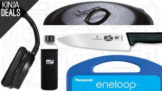 Saturday's Best Deals: $5 Lightning Cables and Smartphone Mounts, Eneloops, Fibrox