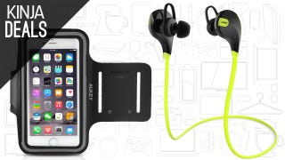 Everything You Need To Take Your Smartphone on a Run Is Under $20 Today