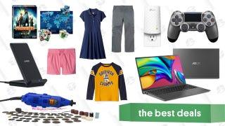 Thursday's Best Deals: Pandemic, DualShock 4, Asus Laptop, and More