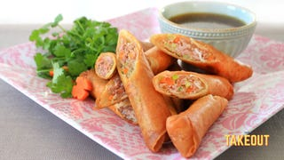 How to make Lumpia Shanghai, the Filipino egg rolls that bring the whole neighborhood over