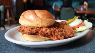 The Midwest's greatest sandwich is the breaded pork tenderloin
