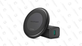 Pick Up a Discounted RavPower Qi Charger for Just $12 Right Now