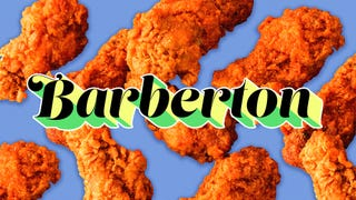 Get schooled by Barberton fried chicken, both a crash course and a master class in lard
