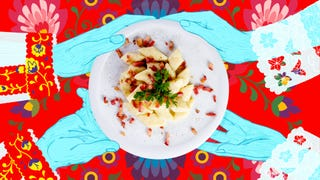 Polish potato dumplings are perfectly imperfect comfort food