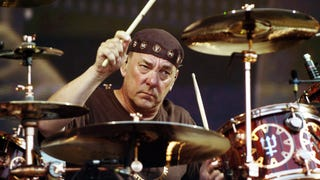 The world's most successful drummers are paying tribute to Neil Peart today