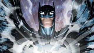 The White Lantern traps the Dark Knight in this Batman Universe exclusive