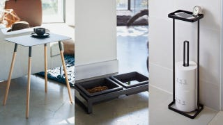 Modernize Your Apartment With These Discounted Yamazaki Pieces for 15% Off