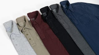 Stock Up On Jachs Super Soft Polos, Starting at Just $19