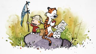 Calvin And Hobbes embodied the voice of the lonely child