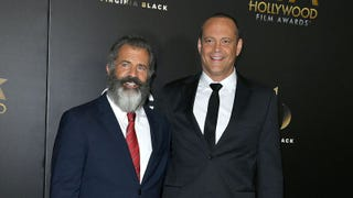 Mel Gibson and Vince Vaughn to star in police brutality thriller