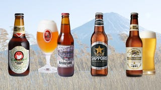 An intro to Japanese beers, from easy-drinking lagers to adventurous craft brews