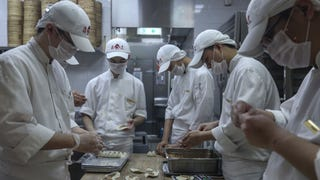 Soup dumpling empires aren't built in a day, says Din Tai Fung CEO