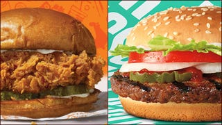 Popeyes chicken sandwich and Impossible Burger sales no longer at brink of madness