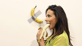 The saga of the $120,000 banana at Art Basel