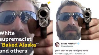 White Supremacist Threatens To Sue News Outlet Over Photoshopped Gun That He Tweeted A Month Earlier