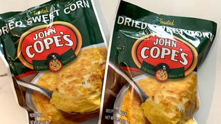 A bag of Cope's corn holds the cure for the midwinter blues