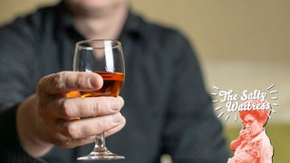 Ask The Salty Waitress: My drink is hundreds of dollars. Must I tip 20%?