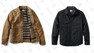 These Popular Jackets From Flint and Tinder Are Currently Marked Down at Huckberry