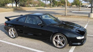 At 16 900 Is This 1995 Toyota Mr2 Turbo Really The Poor Man S Ferrari