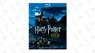You Don't Need To Empty Your Gringotts Vault To Afford The Harry Potter Films In Blu-Ray Today