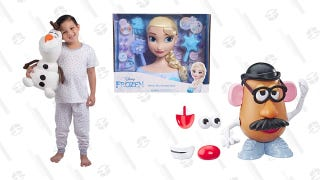 Get All The Toys Your Little Disney Lover Wants During Today's Gold Box