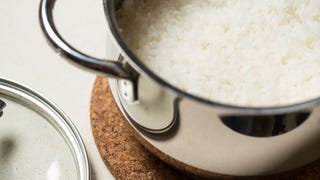 An idiot-proof method for making perfect rice