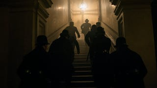 What if The Alienist just kept getting weirder?