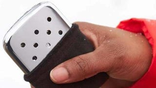 Keep Your Hands From Freezing Off With This $11 Zippo Hand Warmer