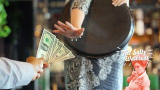 Ask The Salty Waitress: Know any Jedi mind tricks for servers to get bigger tips?