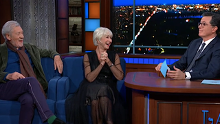 Helen Mirren and Ian McKellen act the hell out of Trump's guilty phone call