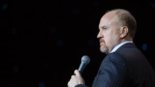 Louis CK is as gloriously gloomy as ever in 2017