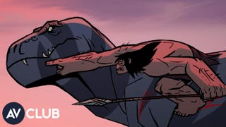 Breaking rules—and dinosaur bones—with Genndy Tartakovsky's Primal