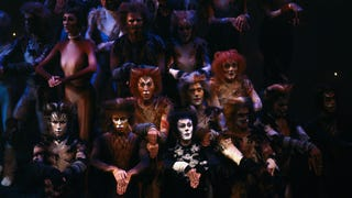 In 1984, the Cats cats recorded a PSA about actual car crashes instead of starring in cinematic ones