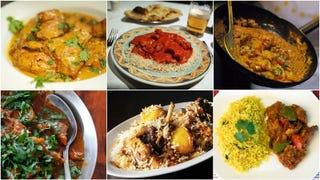 A cheat sheet to Indian restaurant menus
