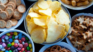 Last Call: There's a weird amount of data on your snacking