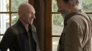 CBS All Access has already renewed Star Trek: Picard for season two